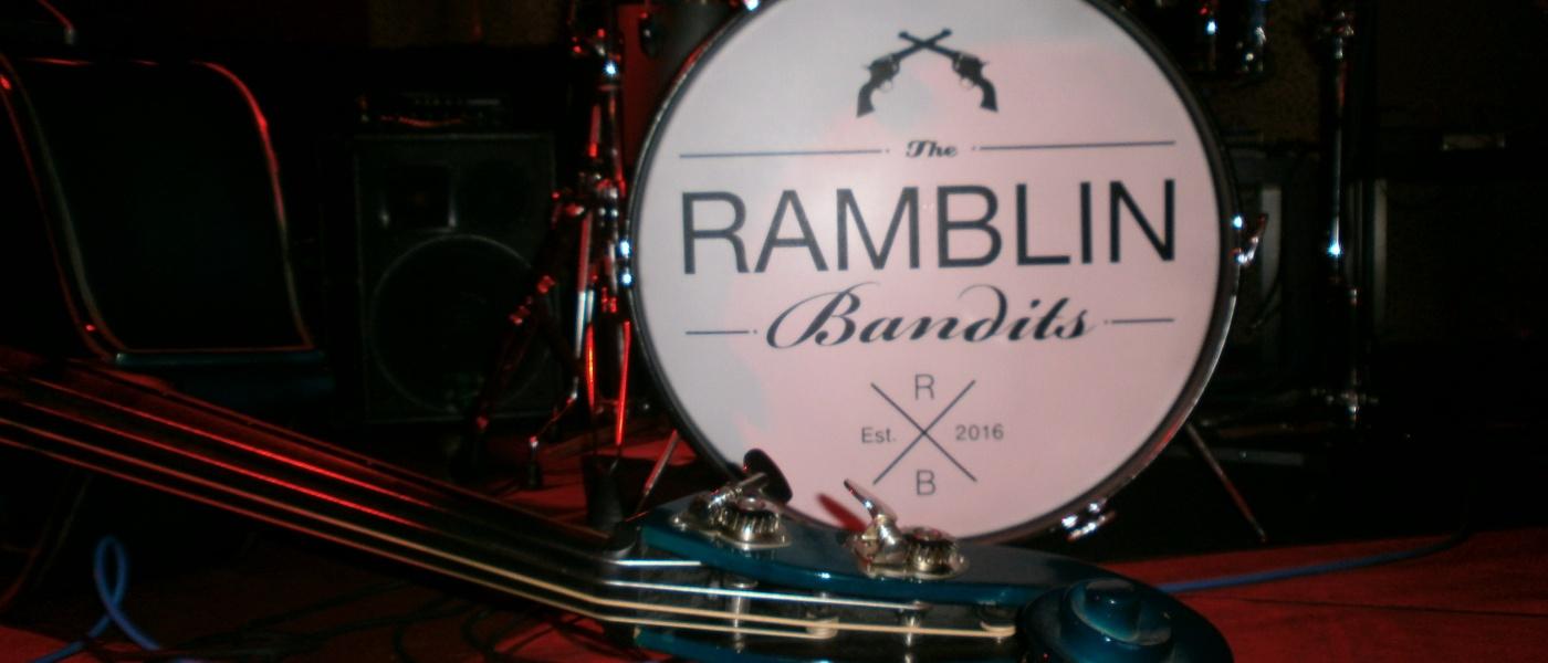 The Ramblin Bandits im 20 Flight Rock (Hamburg)