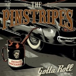 Review: »Gotta Roll (7″ Single Vinyl)« von The Pinstripes