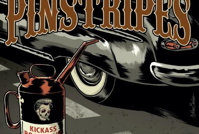 "Pinstripes - Gotta Roll - 7"" Single Vinyl"