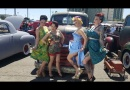 Viva Las Vegas 19 Rockabilly Weekend Car Show 2016