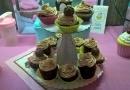Rocher Cupcakes