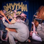 Fotogalerie: Rhythm Riot 2016 in England
