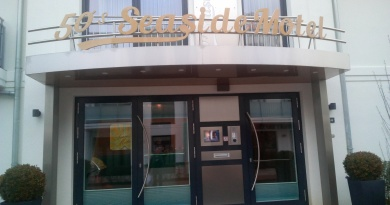 Kurzurlaub im 50's Seaside Motel