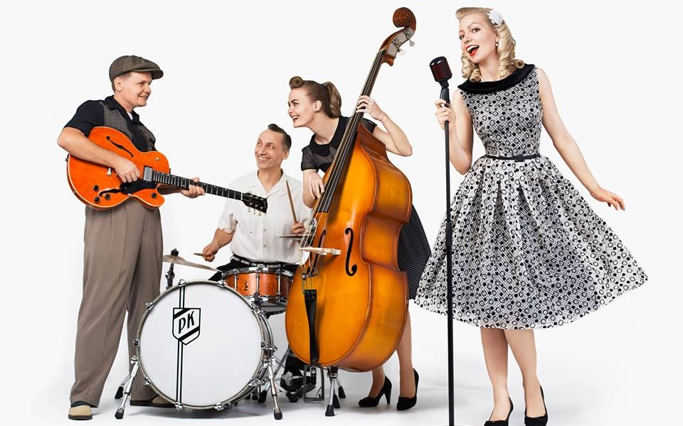 Maryann & The Tri-Tones