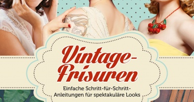 Rezension : Vintage Frisuren (Buch)