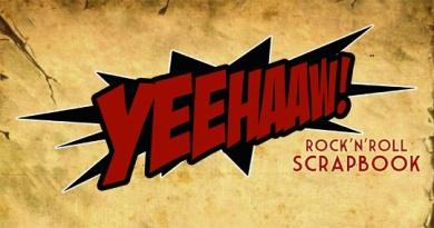 Yeehaaw Scrapbook