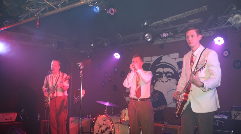 Fotogalerie: The Kokomo Kings im Monkeys Music Club in Hamburg