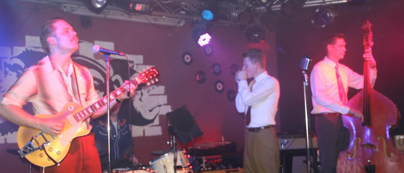The Kokomo Kings im Monkeys Music Club (Hamburg)