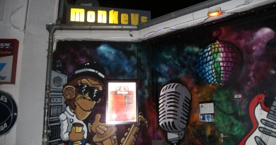 Der »Monkeys Music Club« in Hamburg