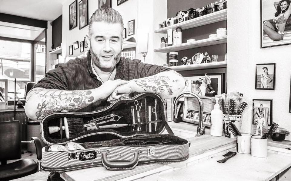 King´s Barbershop – Der schnellste Rock'n'Roll-Friseur … von hier bis Mexiko