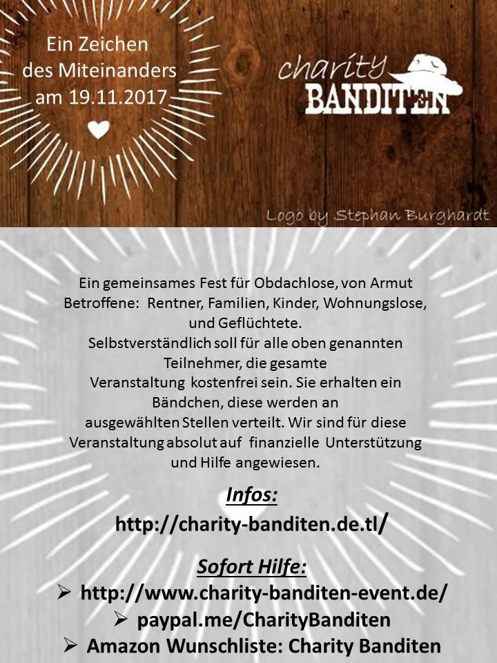 Charity Banditen
