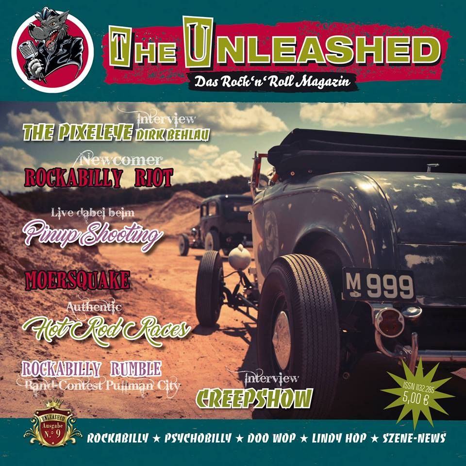 The Unleashed Ausgabe 9