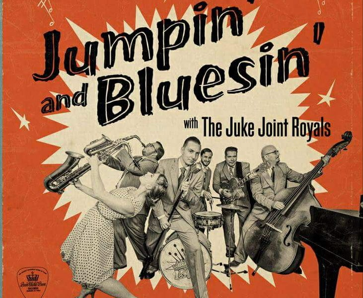 """Review: """"Jumpin' and Bluesin'"""" von The Juke Joint Royals"""