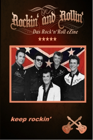 rockin' and rollin' Band 1: keep rockin' jetzt erschienen!