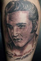 Elvis Portrait 1