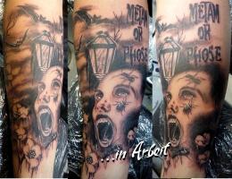 Metamorphose Tattoo