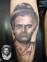 Terence Hill Tattoo