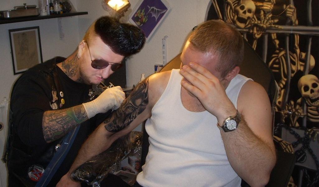 Sauer von »Batlands Tattoo« in Lüneburg