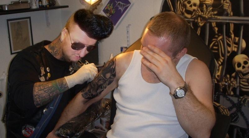 Sauer von Batland Tattoos