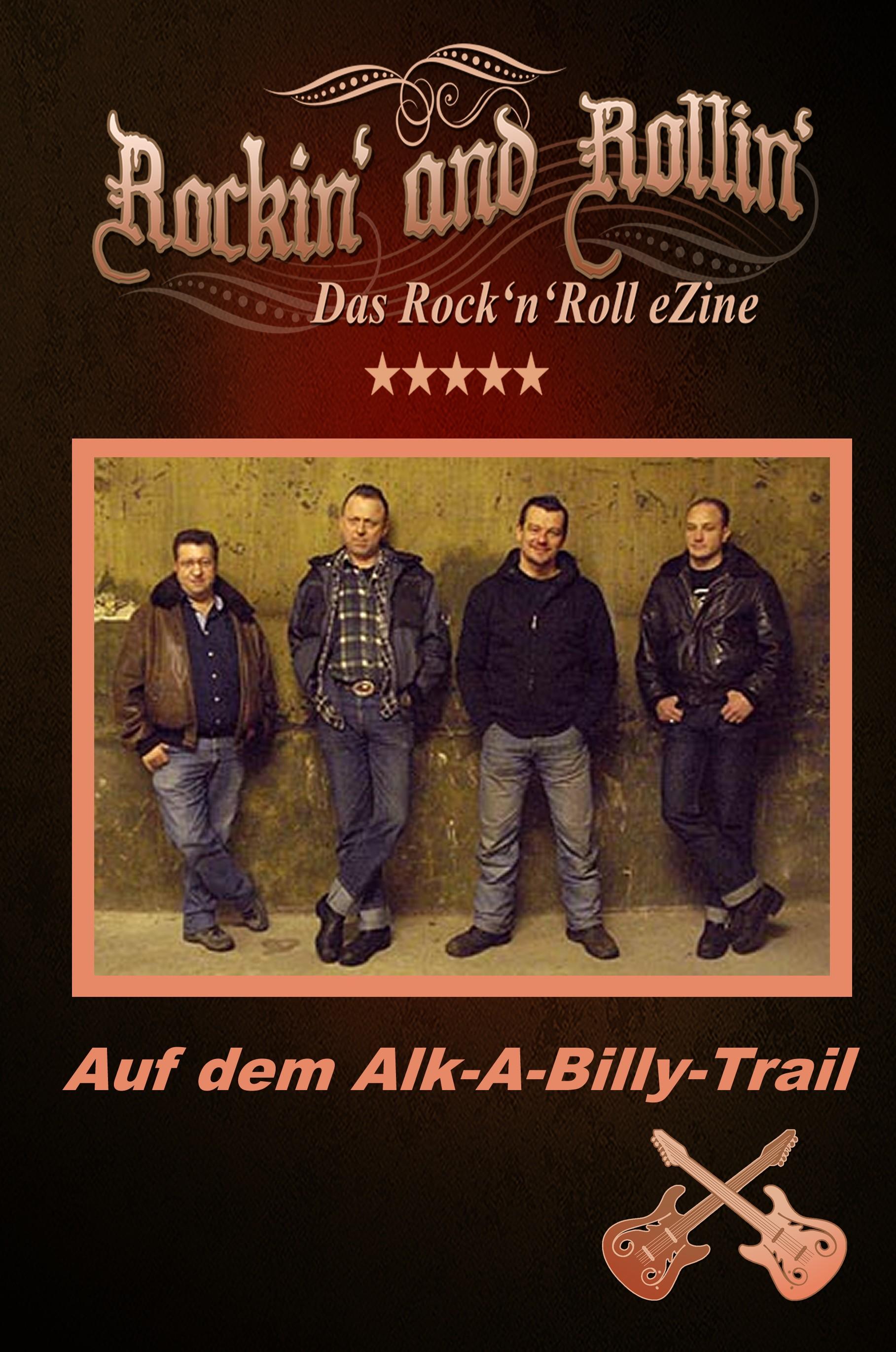 Auf dem Alk-A-Billy Trail